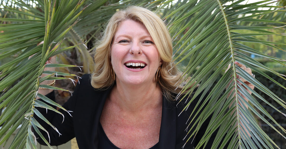 Boldheart founder Fabienne Fredrickson