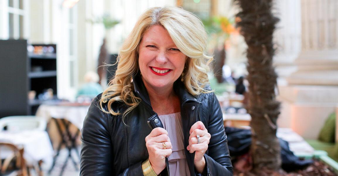 Boldheart founder Fabienne Fredrickson.
